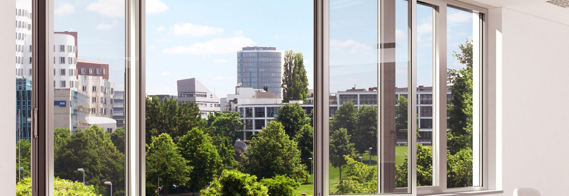 3 - Алюминиевые окна