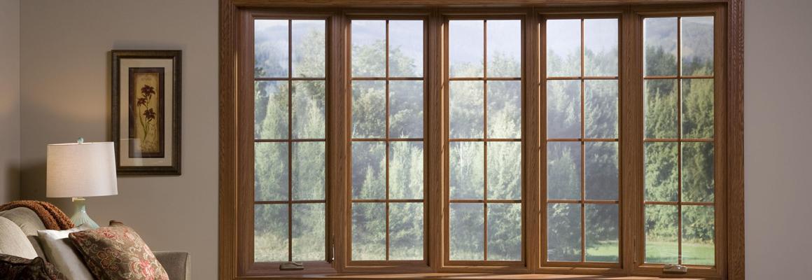 до - Деревянные окна