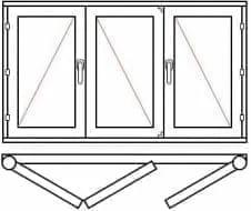 123 07 - Деревянные окна