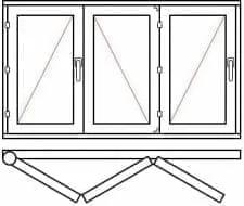 123 10 - Деревянные окна