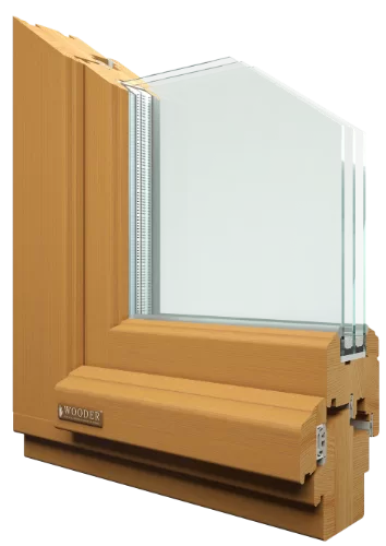 78 classic - Деревянные окна
